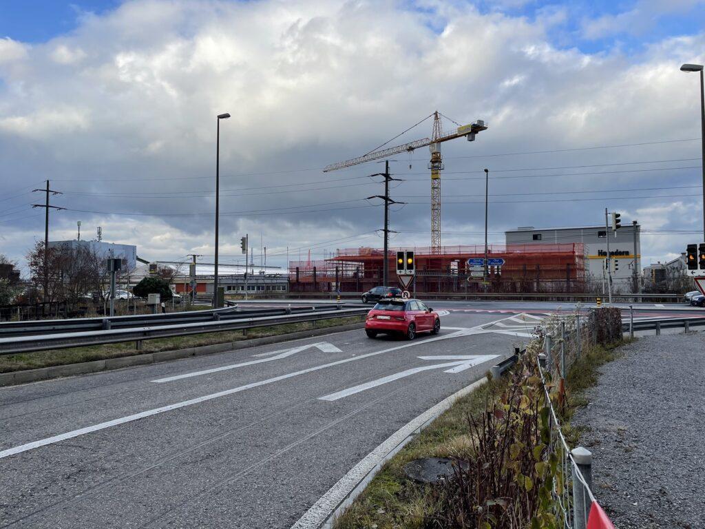 Fahrschule Marty Nothelferkurs Frage Autobahnausfahrt Churerstrasse Pfäffikon SZ